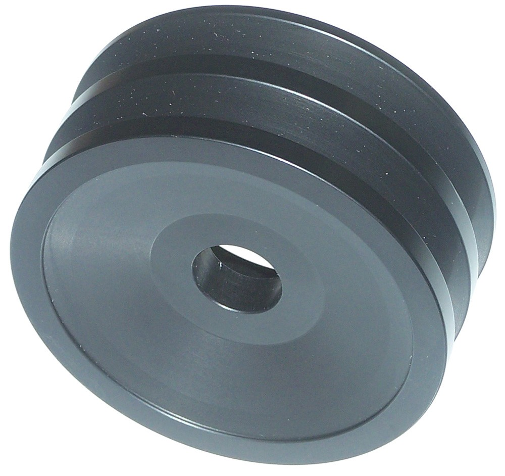 74-92 Dual Sheave Alternator Pulley (11479)
