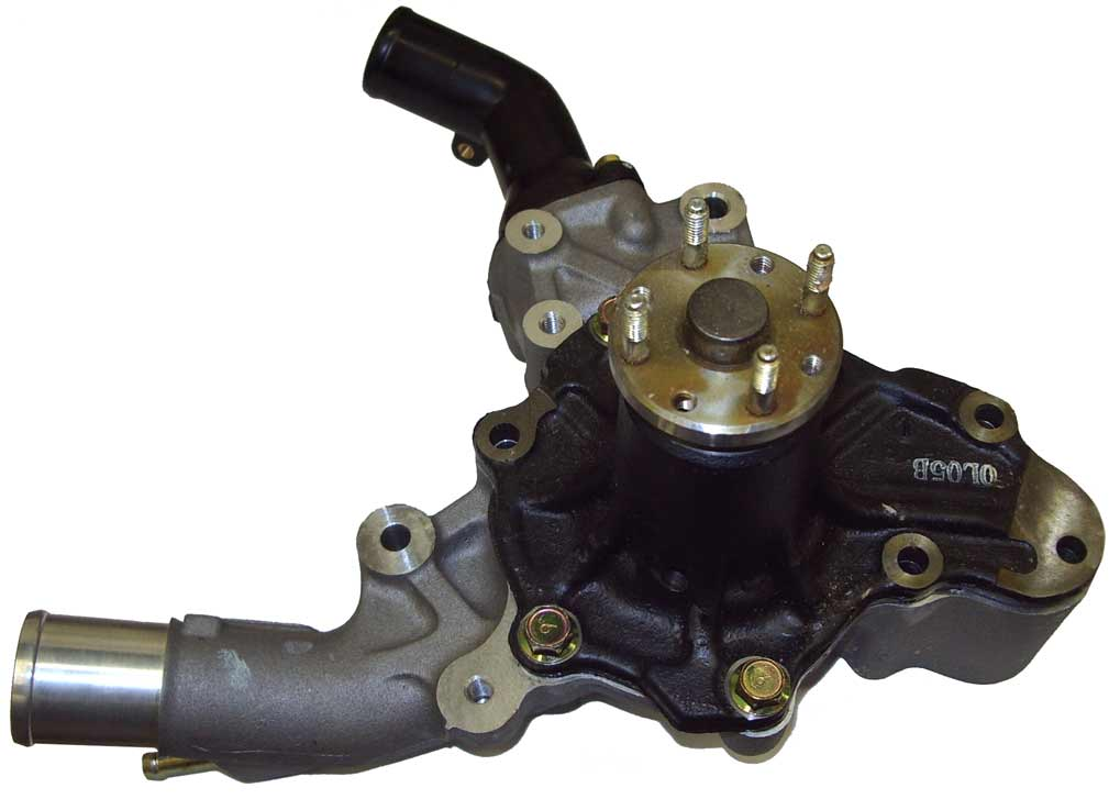 89-92 Rx7 Turbo Water Pump, Housing, Thermostat & Housing (8AFD-15-010)