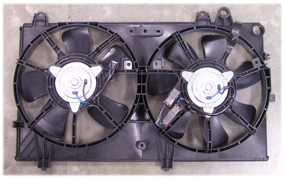 04-08 Rx8 Electric Fan Assembly (N3H1-15-025)