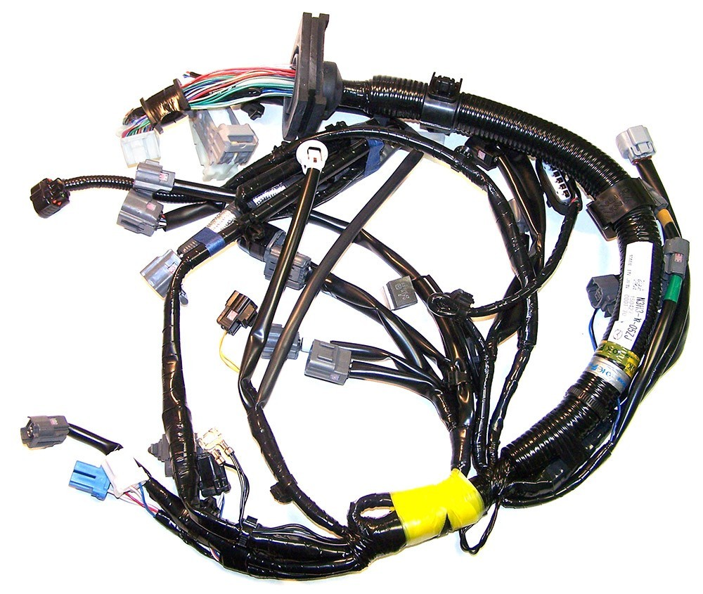 04 08 rx8 engine wiring harness n3h3 18 05zj