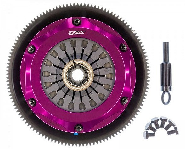 93-95 Rx7 Exedy Stage 4 Twin Disc Clutch Kit (ZM022SD)