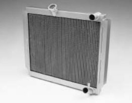 83-85 12A Rx7 Competition Aluminum Radiator (0000-01-7501) - NLA