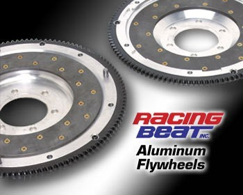 74-82 12A Racing Beat Lightweight Aluminum Flywheel (11433)