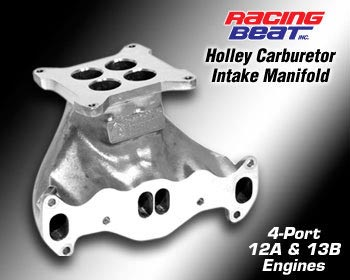 79-85 12A Rx7 Holley Carburetor Intake Manifold (16464)