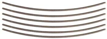 74-85 13B 3mm Short Apex Seal Spring Set (ARE92.5)