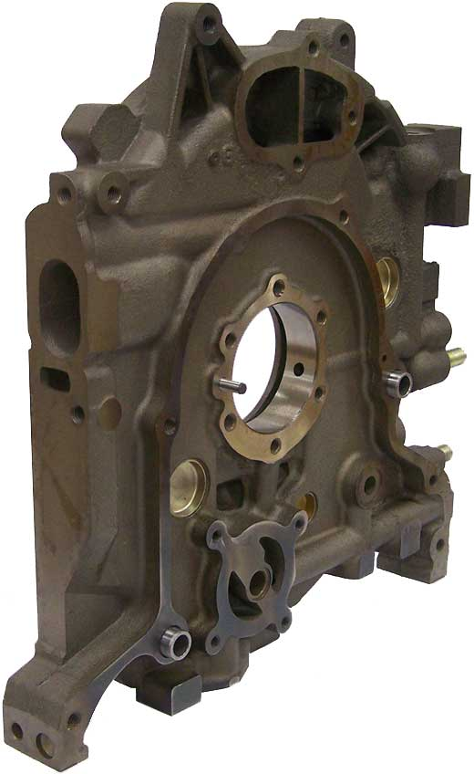 87-88 Turbo Rx7 Front Side Housing (N318-10-C00D)