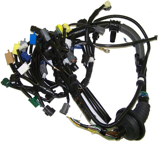 89-92 Turbo Rx7 Engine Wiring Harness (N370-18-05ZD) - NLA