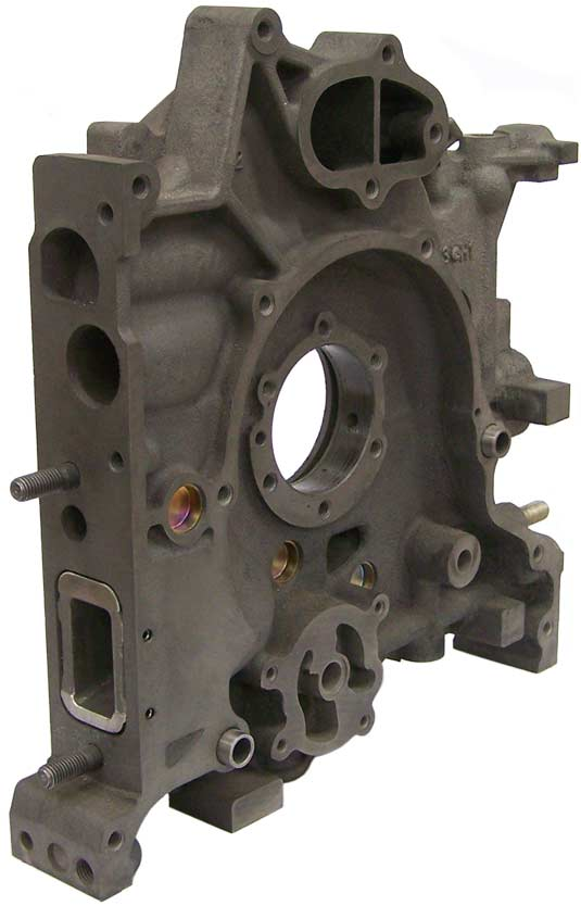 04-08 Rx8 Front 6 Port Side Housing (N3H3-10-C00)