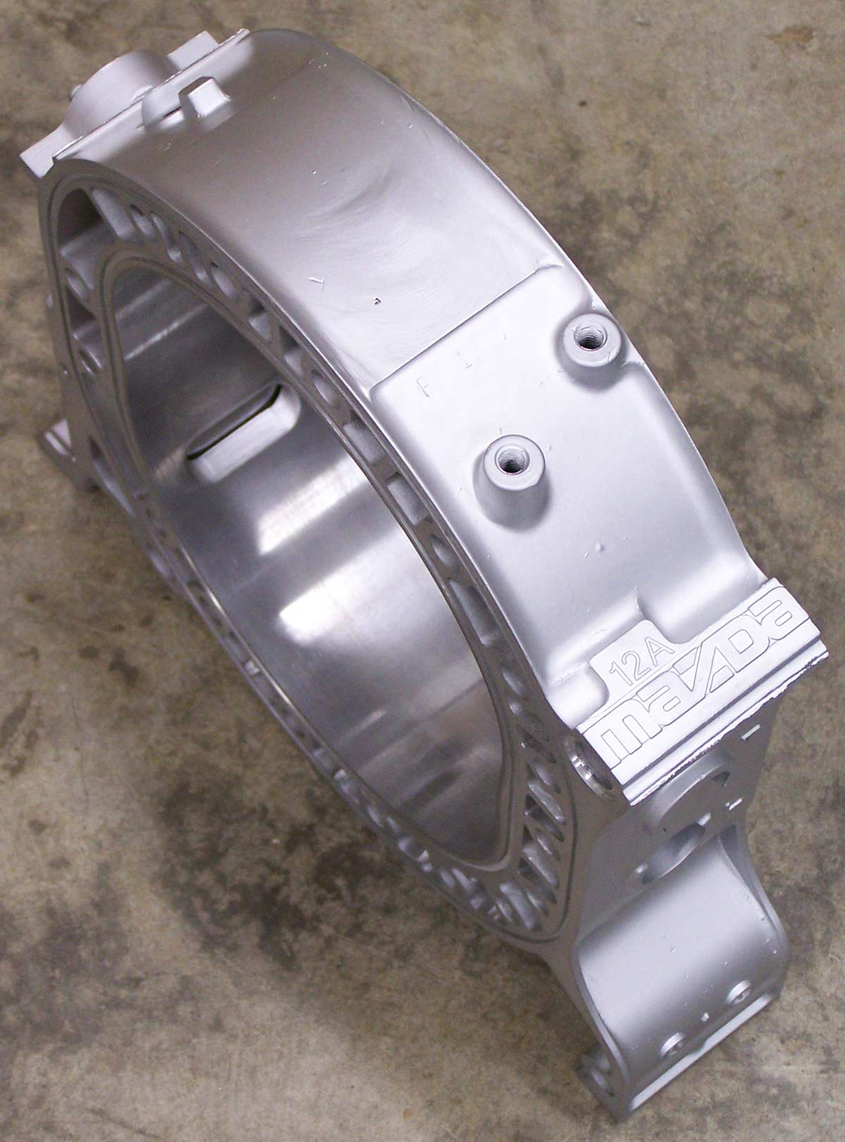 79 85 12a Rx7 Re Tooled Rotor Housing Are128 Timing Belt