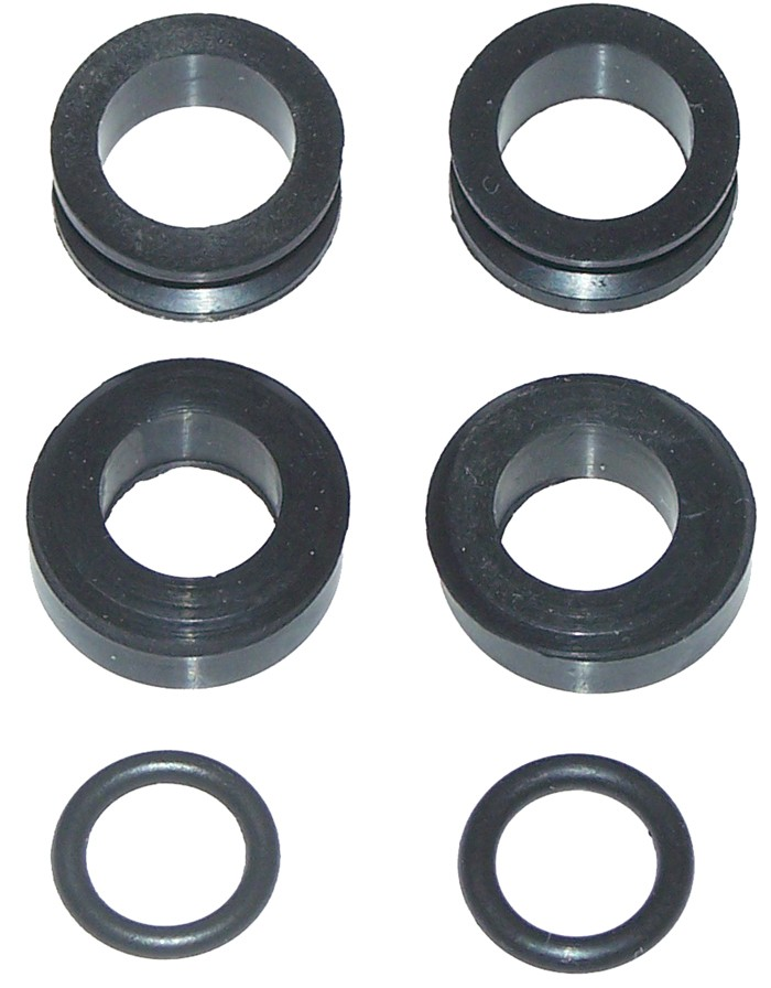84-85 13B Rx7 Fuel Injector Grommet Kit (ARE721)