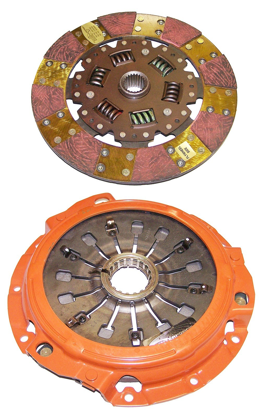 93-95 Rx7 Centerforce Dual Friction Clutch Kit (DF950600)