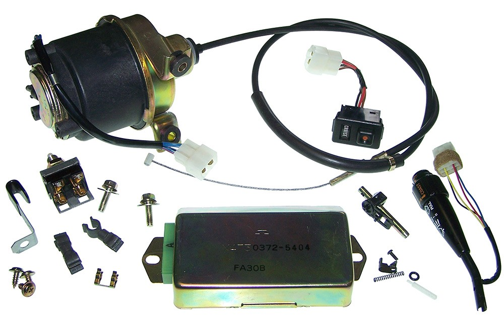 84-85 Rx7 Cruise Control Kit (FA54-99-063A)