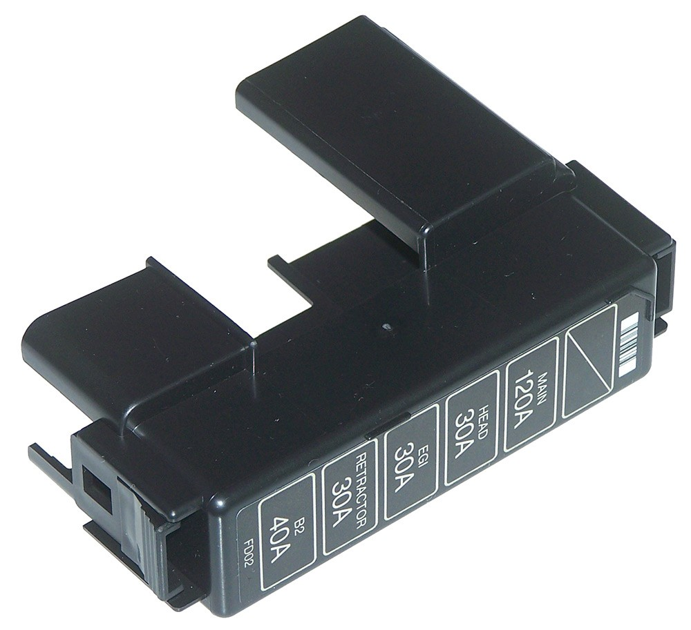 FD02 66 762ADetail mazda fuse blocks & lids  at mifinder.co