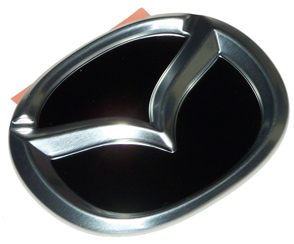 04-08 Rx8 Engine Cover Mazda Emblem (L323-10-2D9)