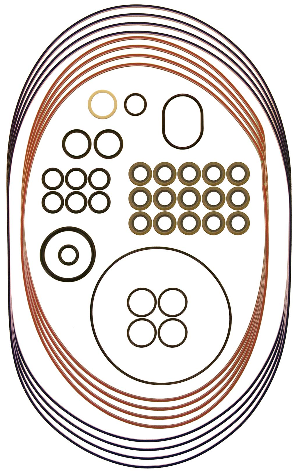 89-92 N/A Rx7 O-Ring Kit (N350-10-S60)