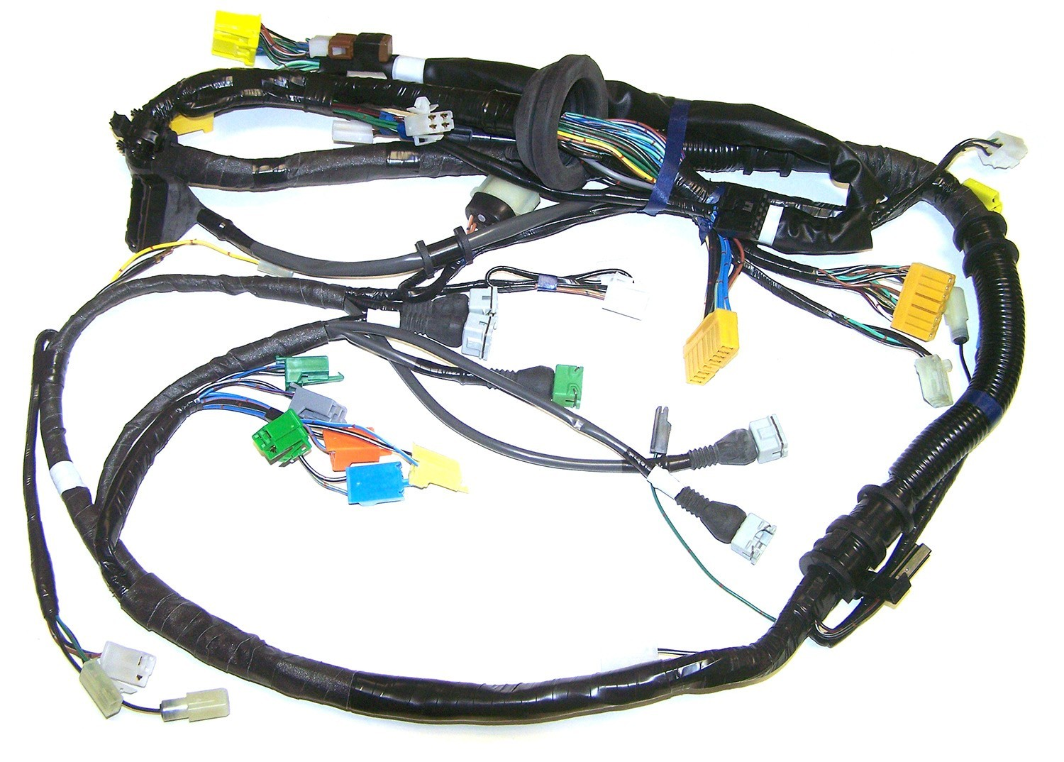 87 88 turbo rx7 engine wiring harness n332 18 051k rh atkinsrotary com rx7 fd single turbo wiring harness rx7 fd single turbo wiring harness