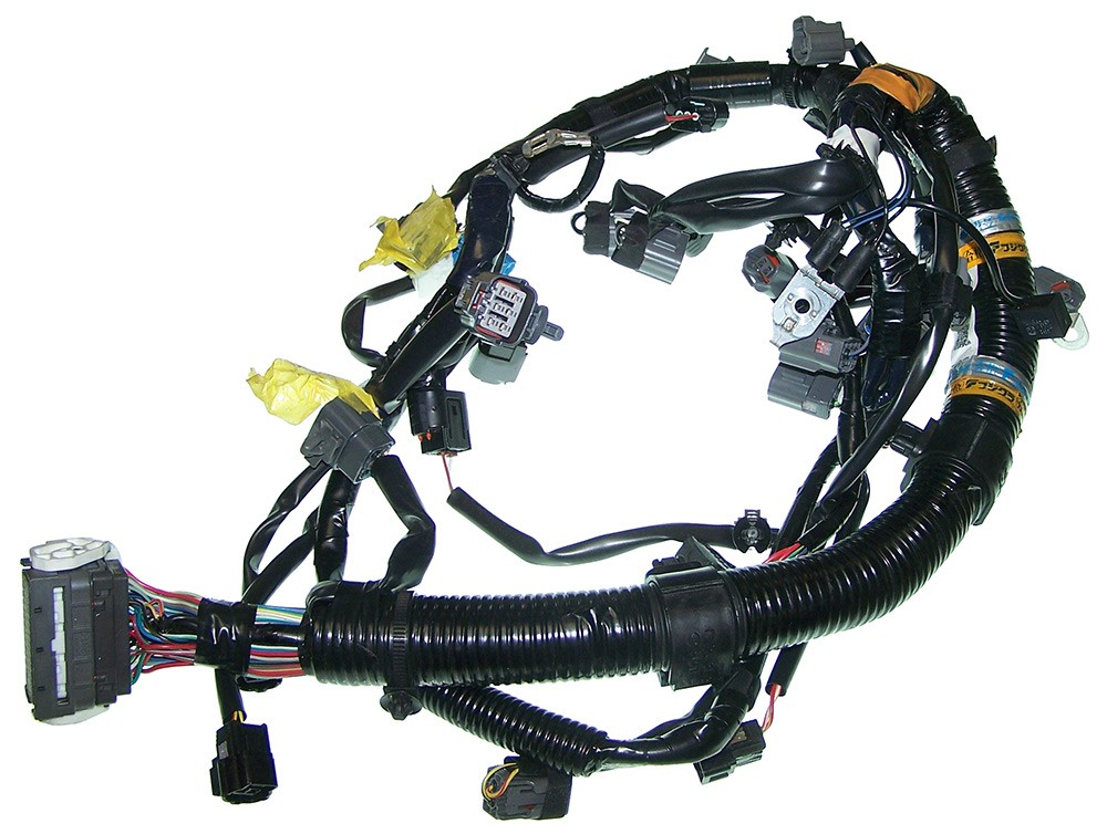 09 11 rx8 engine wiring harness n3r4 18 05za