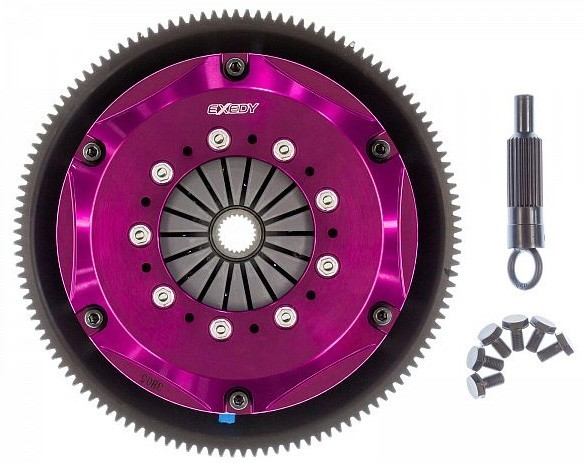 Exedy Stage 4 Twin Disc Clutch Kit (ZM012SD)
