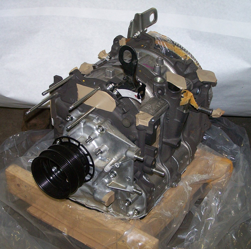 Rx7 Engine Is: 93-95 Rx7 New Manual Engine (N3G1-02-200