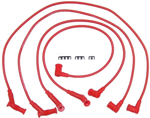 87-92 Turbo Rx7 Racing Beat Spark Plug Wires - Street (11515)
