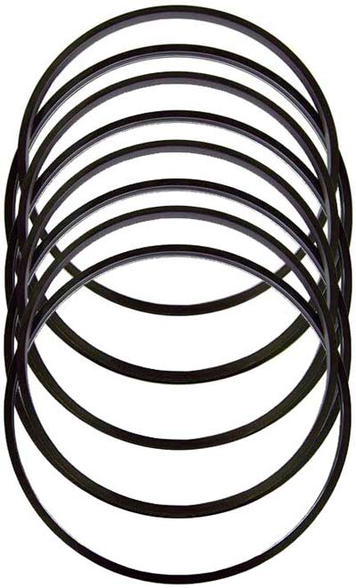 69-11 Metal Oil Control Rings (ARE77)