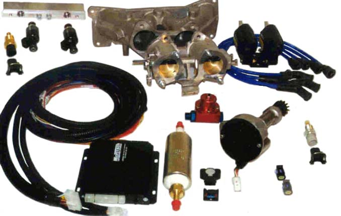 Electronic Fuel Injection Kit (ARM-8)