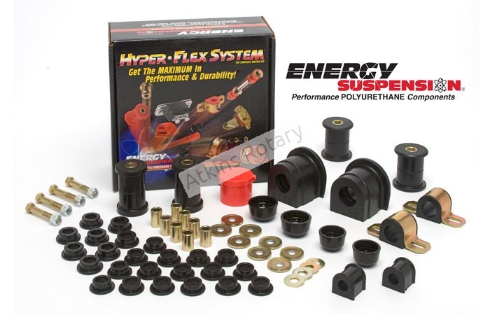 86-92 Rx7 Energy Suspension Complete Polyurethane Bushing Kit (11.18101G)