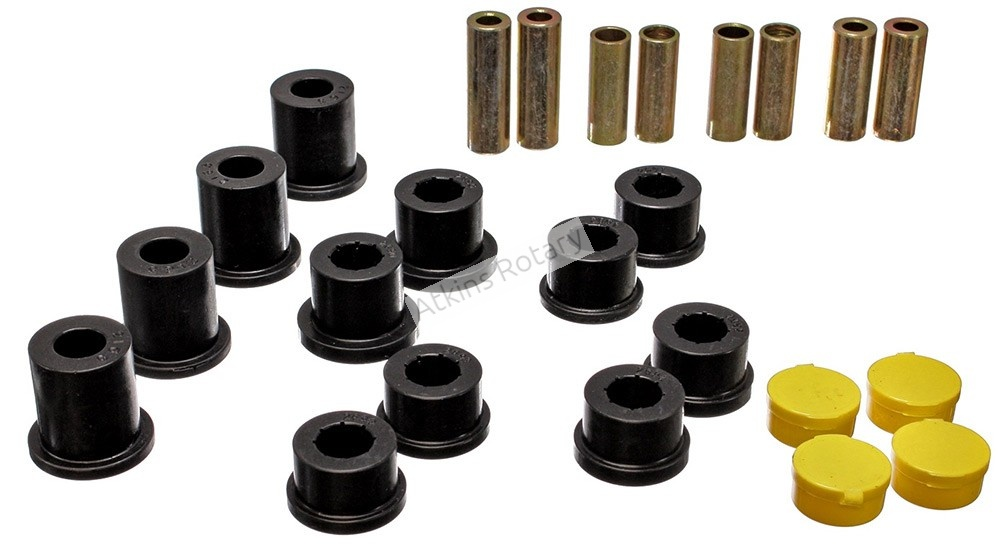 90-05 Miata Energy Suspension Front Control Arm Bushing Kit (11.3105G)