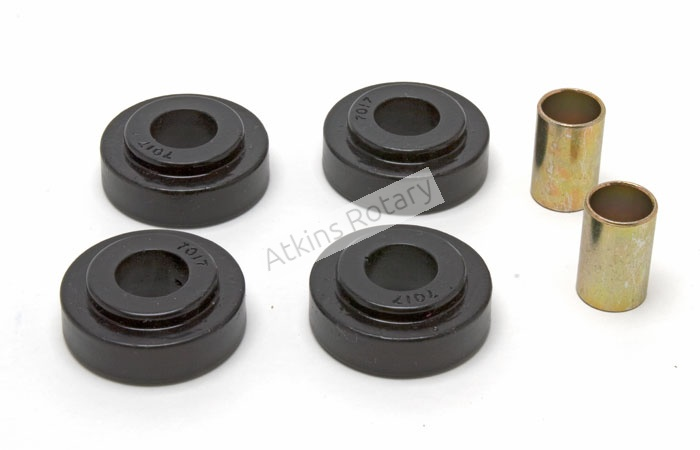 79-85 Rx7 Energy Suspension Front Tension/Strut Rod Bushing Kit (11.7101G)