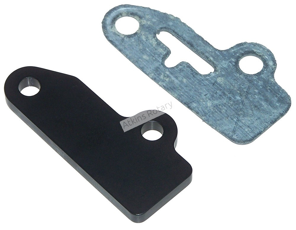 84-92 13B Rx7 Cold Start Assist Block Off Plate & Gasket (ARE8905)