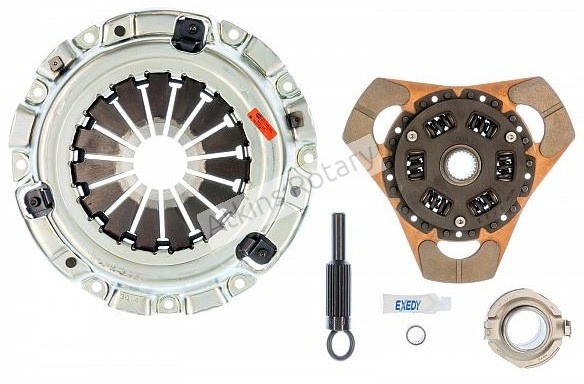 87-91 Turbo Rx7 Exedy Stage 2 Thin Clutch Kit (10902A)