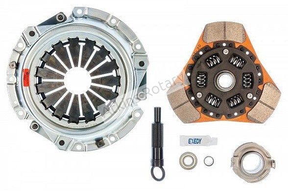 83-91 N/A Rx7 Exedy Stage 2 Clutch Kit (10954)