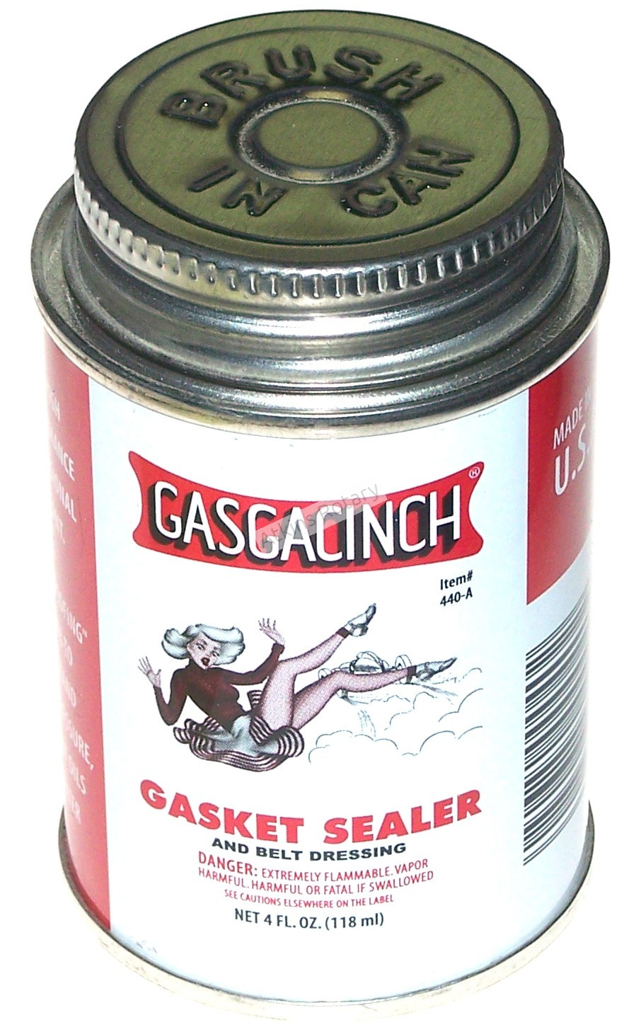 4oz Gasgacinch Gasket Sealer (ARE915)