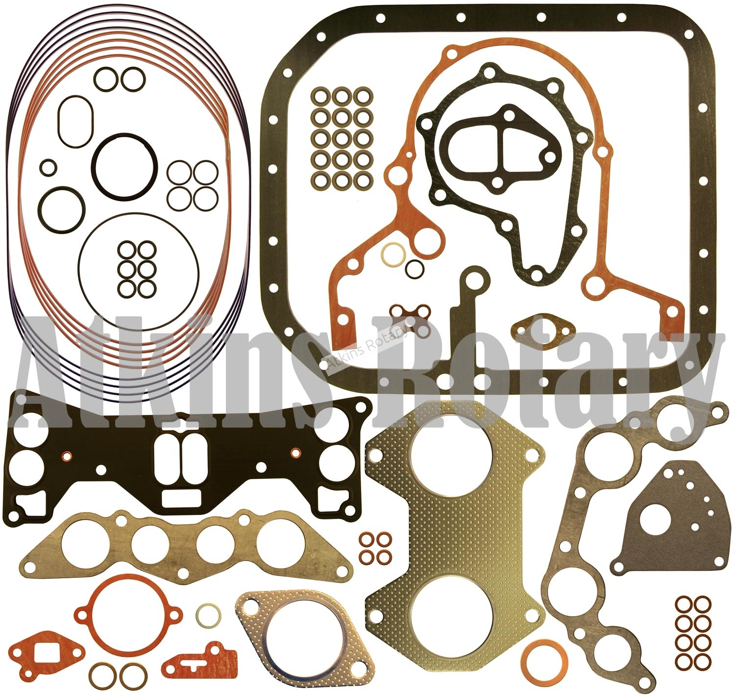 89-91 N/A Rx7 Engine Gasket Kit (8DF5-10-271)