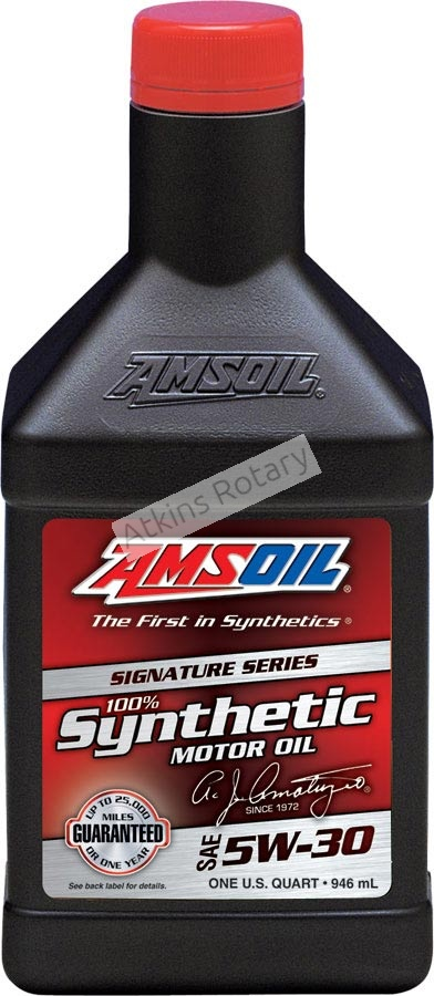 Amsoil 100% Synthetic - SAE 5W-30 (ASLQT)