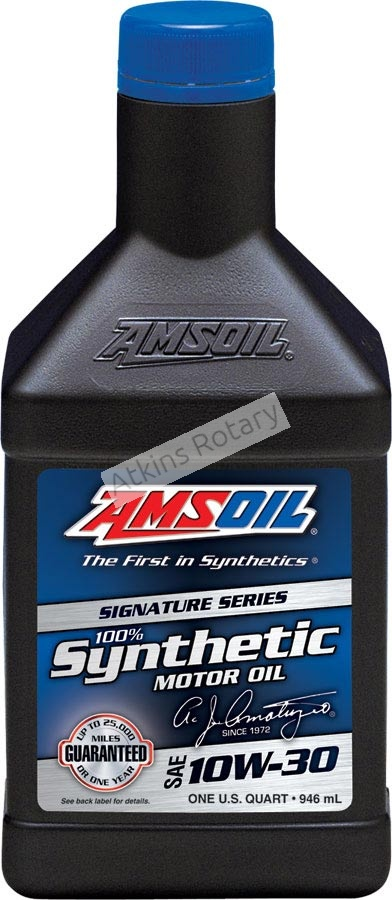 Amsoil 100% Synthetic - SAE 10W-30 (ATMQT)