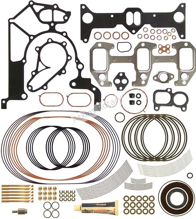 04-11 Mazda Rx8 Automatic Rotary Engine Master Rebuild Kit