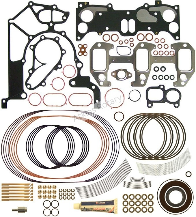 04-11 Mazda Rx8 Manual Rotary Engine Master Rebuild Kit