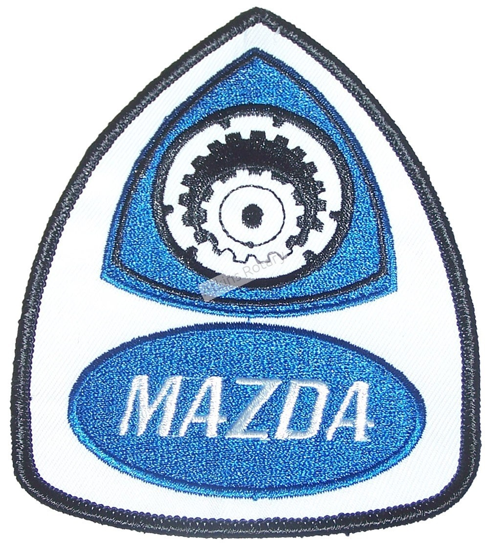 Mazda Badge Patch
