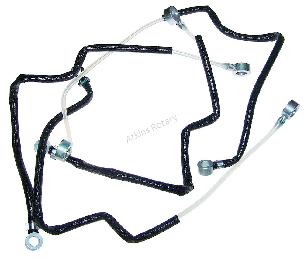 87-88 Turbo Rx7 Oil Metering Line Kit (ARE102)
