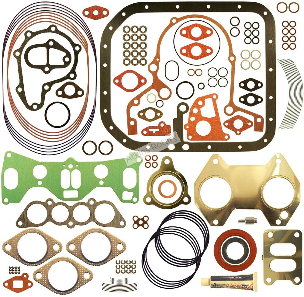 89-91 Turbo Mazda Rx7 Rotary Engine Rebuild Kit A (ARE42)