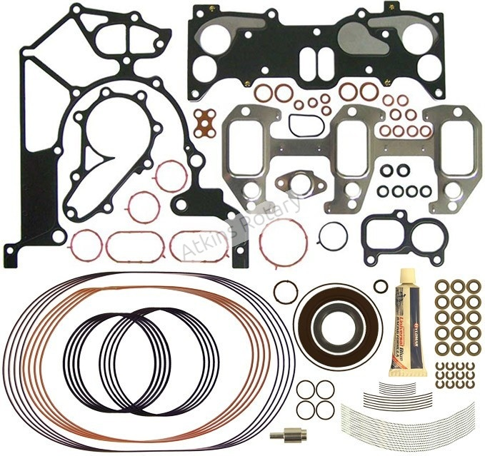 04-11 Mazda Rx8 Manual Rotary Engine Rebuild Kit A (ARE66-Manual)