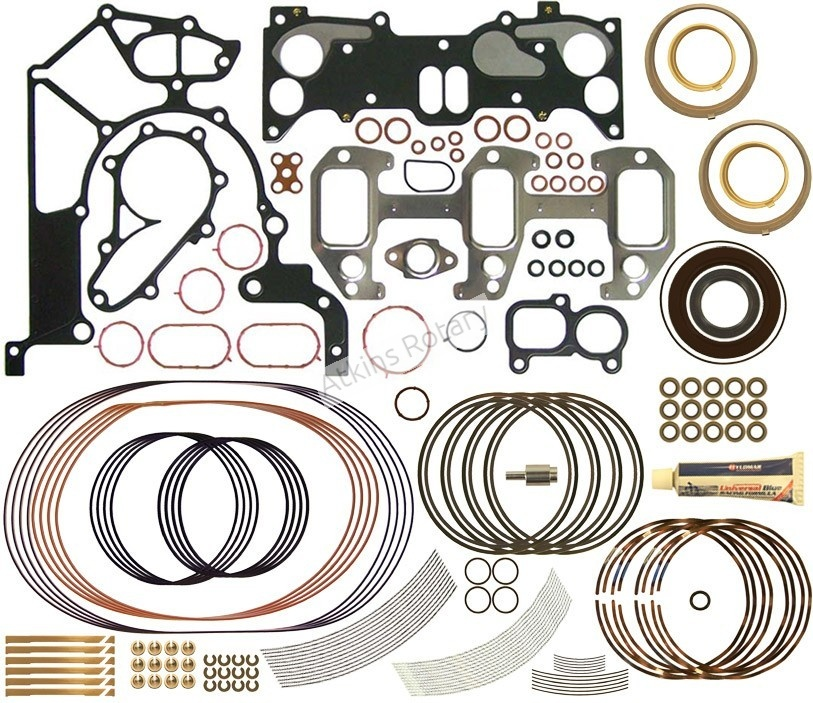 04-11 Mazda Rx8 Manual Rotary Engine Rebuild Kit C (ARE68-Manual)