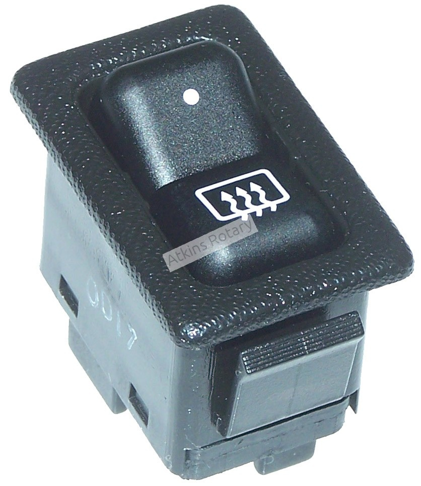 81-83 Rx7 Rear Defroster Window Switch (B001-66-460)