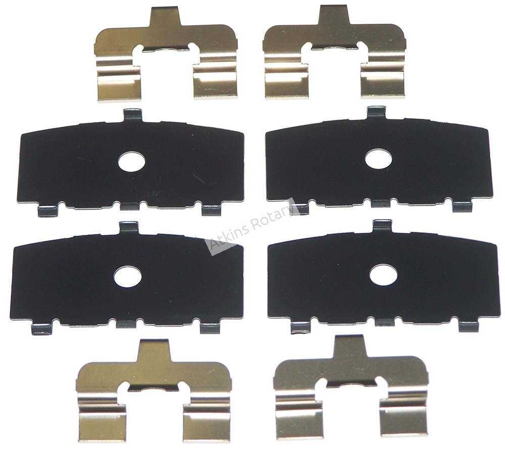 95-05 Miata Rear Brake Pad Hardware Kit (BCYF-26-49ZA)