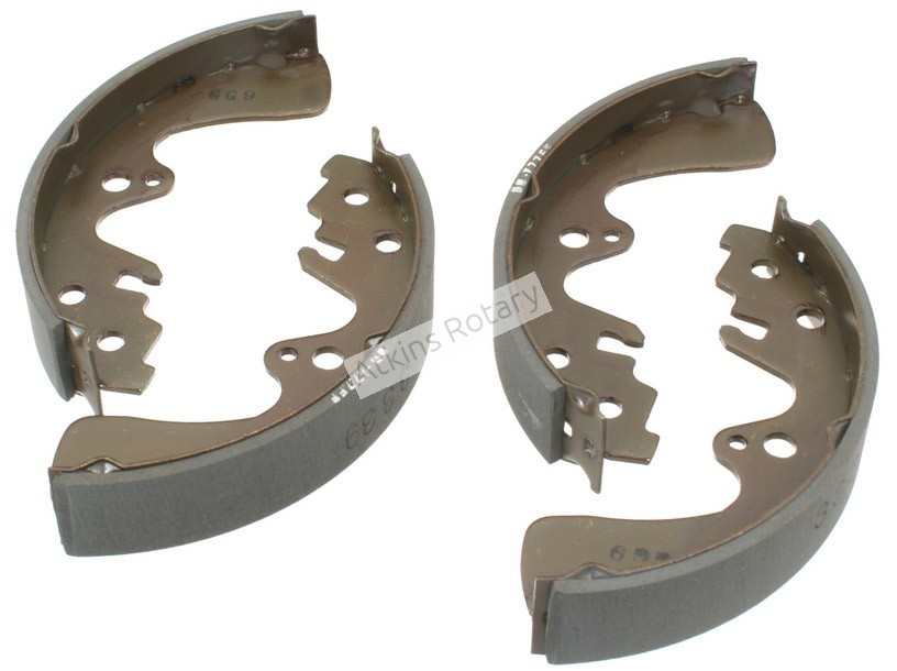 81-85 12A Rx7 Rear Brake Shoe Set (FA01-26-38Z)