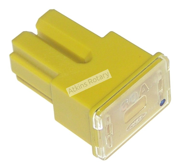 86-95 Rx7 60A Main Fuse (FB01-67-099)