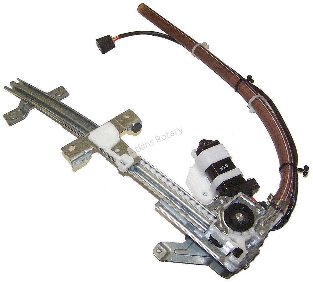 86-91 Rx7 Right Electric Power Window Regulator (FB05-58-560J)
