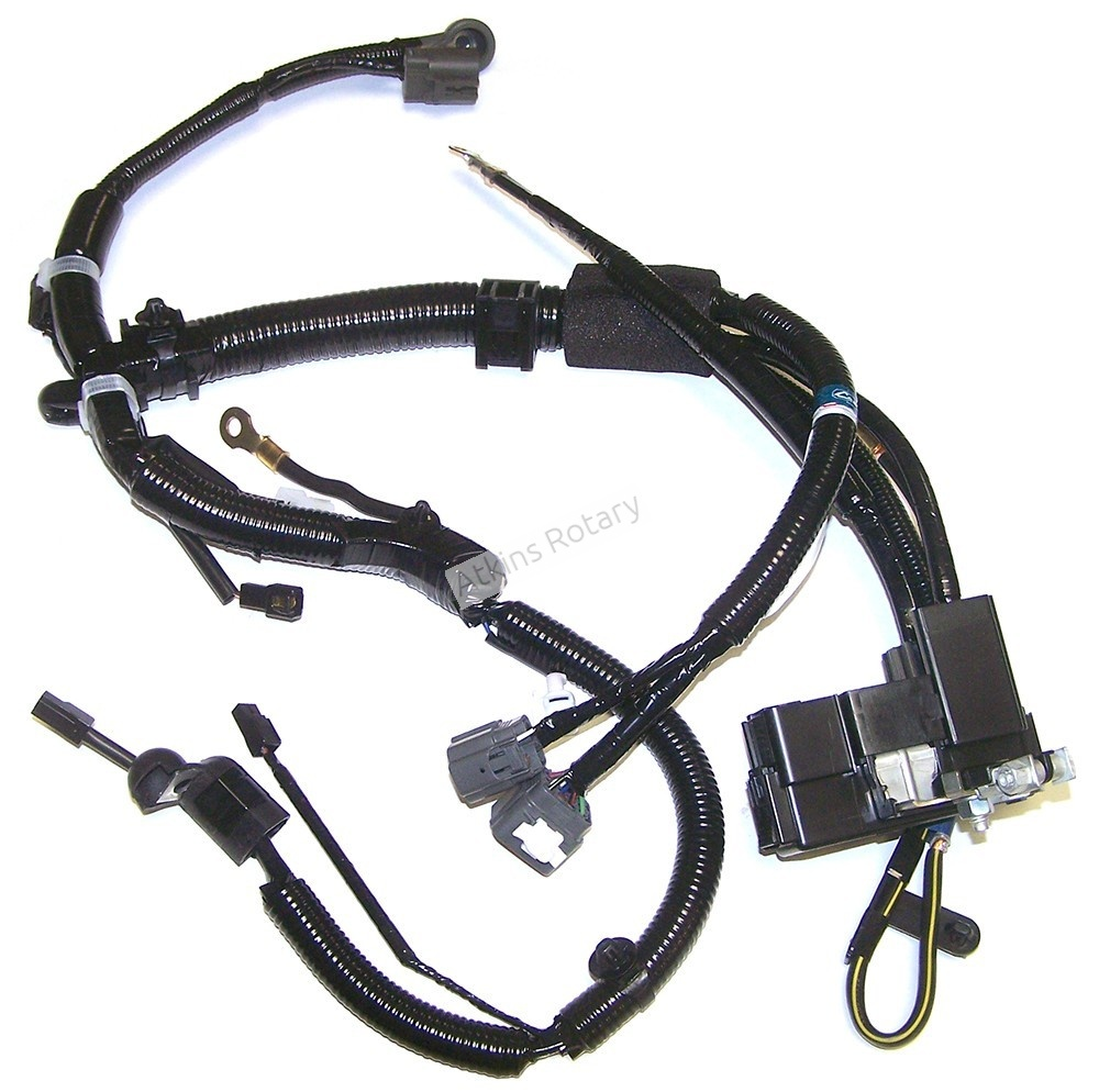 93-95 Rx7 Manual Battery Terminal Wire Harness (FD01-67-070K) | Battery Wire Harness |  | Atkins Rotary