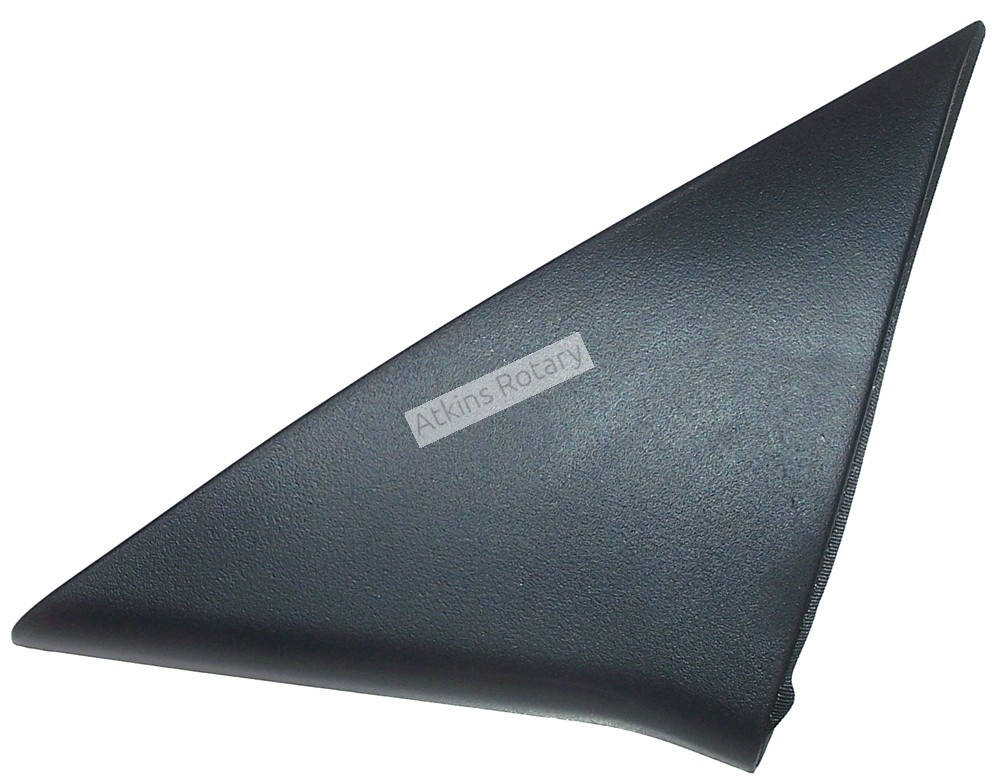93-95 Rx7 Left Side View Mirror Interior Triangle Trim (FD01-68-DJYC) - NLA